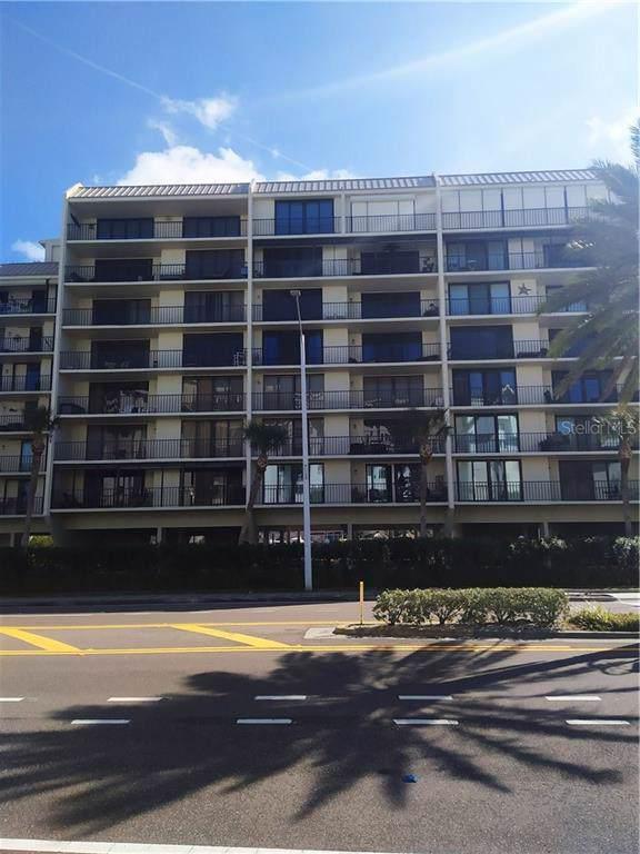 1591 Gulf Boulevard 403S, Clearwater, FL 33767 (MLS #U8071048) :: Delgado Home Team at Keller Williams