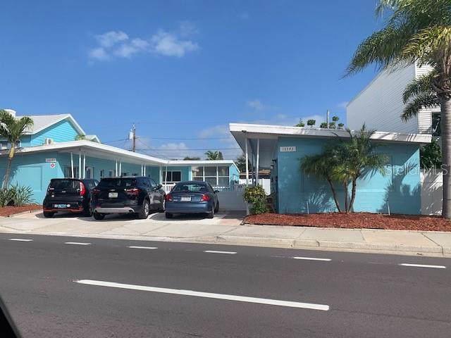 13343 Gulf Boulevard A-15, Madeira Beach, FL 33708 (MLS #U8071125) :: Lockhart & Walseth Team, Realtors