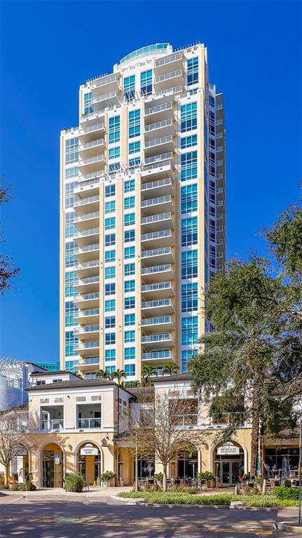 400 Beach Drive NE #205, St Petersburg, FL 33701 (MLS #U8071605) :: Griffin Group