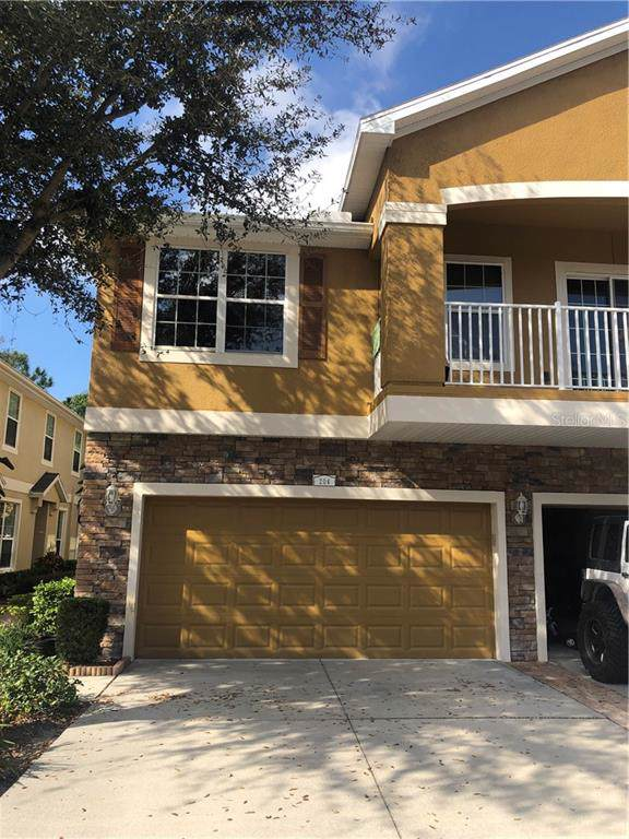 7001 Interbay Boulevard #204, Tampa, FL 33616 (MLS #U8071647) :: Cartwright Realty