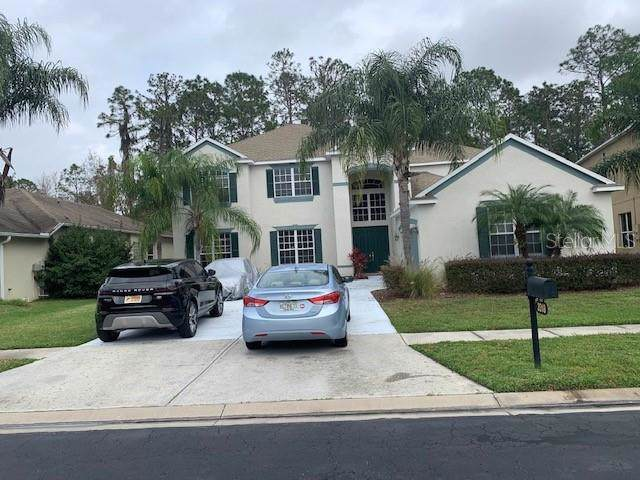 3318 Evening Breeze Loop, Wesley Chapel, FL 33544 (MLS #U8071954) :: Team Bohannon Keller Williams, Tampa Properties