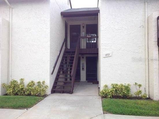 4215 E Bay Drive 1801F, Clearwater, FL 33764 (MLS #U8072325) :: Team Bohannon Keller Williams, Tampa Properties