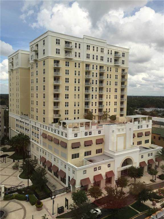 628 Cleveland Street #1403, Clearwater, FL 33755 (MLS #U8072383) :: Alpha Equity Team