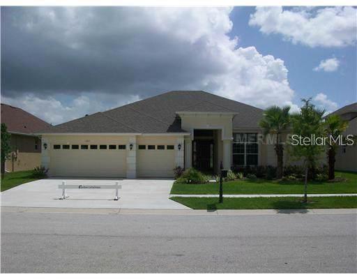 3311 Marble Crest Drive, Land O Lakes, FL 34638 (MLS #U8072492) :: Charles Rutenberg Realty