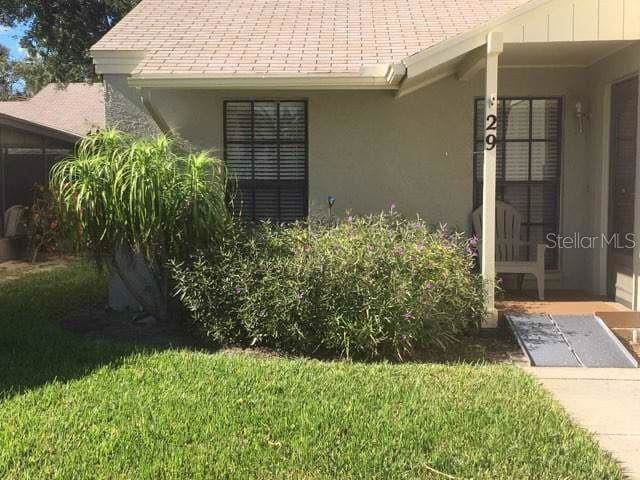 29 Windrush Bay Drive, Tarpon Springs, FL 34689 (MLS #U8072544) :: KELLER WILLIAMS ELITE PARTNERS IV REALTY