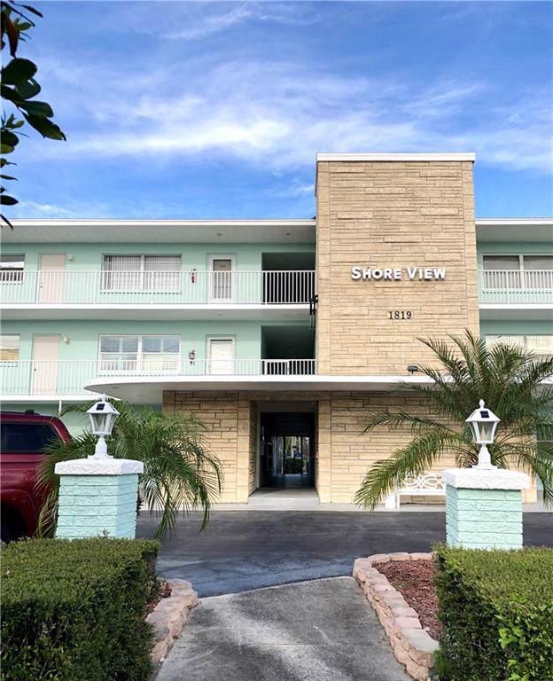 1819 Shore Drive S #109, South Pasadena, FL 33707 (MLS #U8072646) :: Cartwright Realty