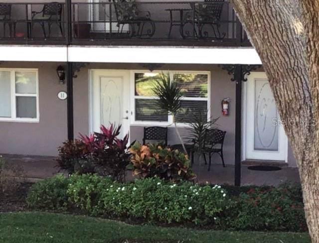 1101 Victoria Drive #11, Dunedin, FL 34698 (MLS #U8072676) :: Team Bohannon Keller Williams, Tampa Properties
