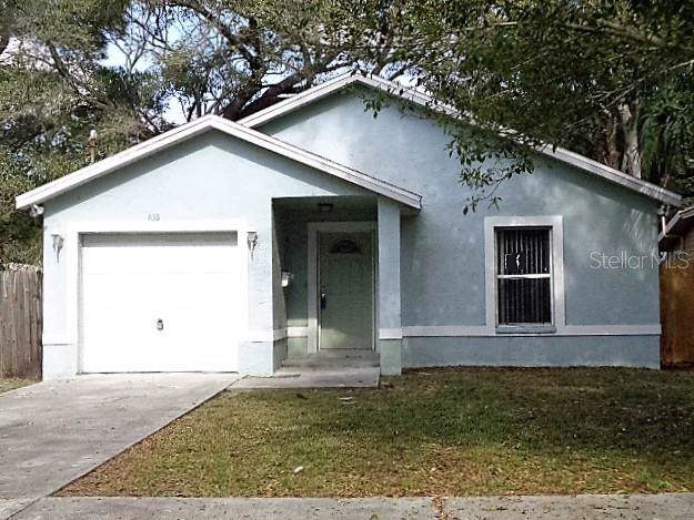 633 27TH Avenue S, St Petersburg, FL 33705 (MLS #U8073040) :: Griffin Group