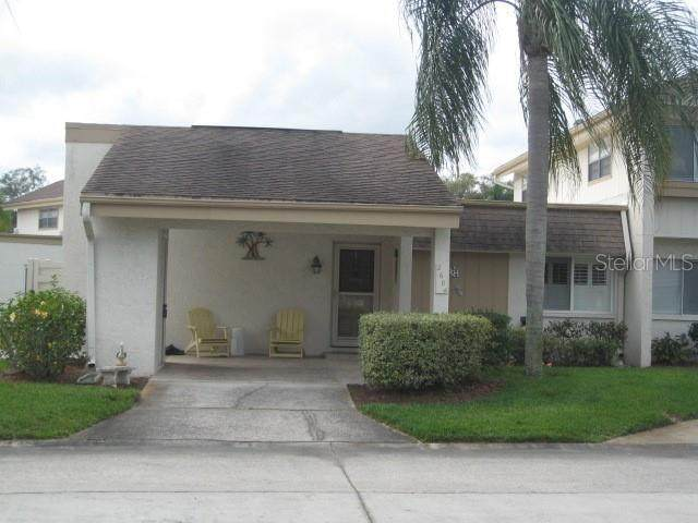 2604 Forest Run Court 110B, Clearwater, FL 33761 (MLS #U8075225) :: Lovitch Group, LLC