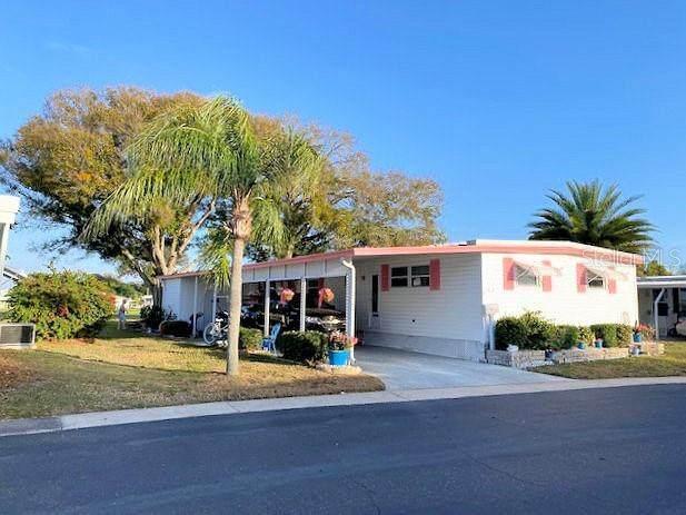 13 Sabal Palm Drive #13, Largo, FL 33770 (MLS #U8075269) :: Andrew Cherry & Company