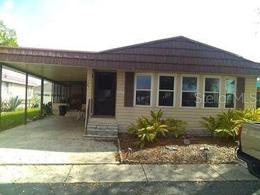 7100 Ulmerton Road #2061, Largo, FL 33771 (MLS #U8075322) :: Andrew Cherry & Company