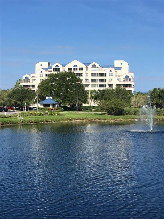 2333 Feather Sound Drive A404, Clearwater, FL 33762 (MLS #U8075755) :: Zarghami Group