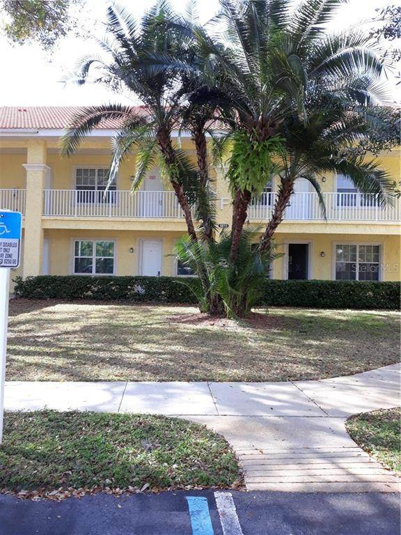 6815 Dali Avenue #102, Land O Lakes, FL 34637 (MLS #U8076145) :: Delgado Home Team at Keller Williams