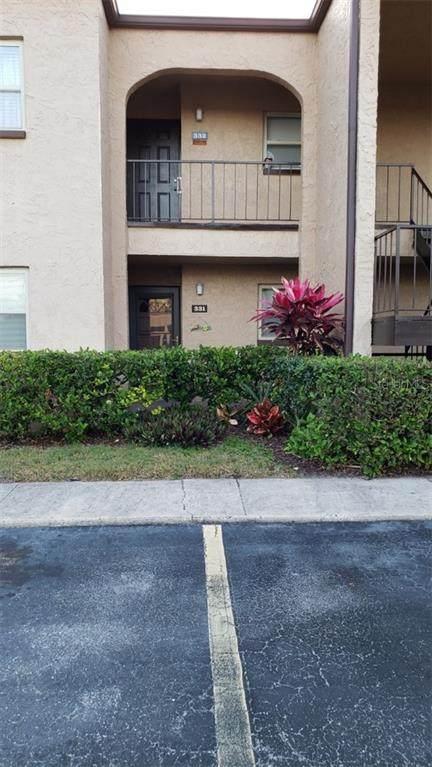 7701 Starkey Road #331, Seminole, FL 33777 (MLS #U8076506) :: Rabell Realty Group