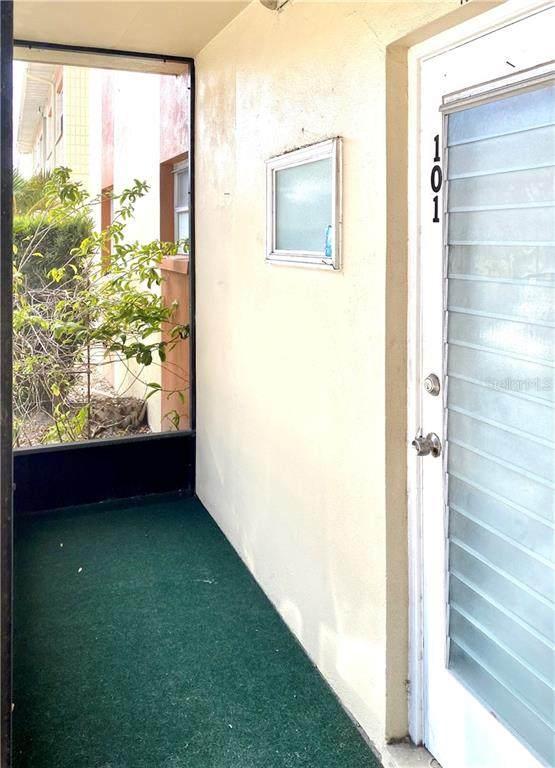 5396 4TH Street N #101, St Petersburg, FL 33703 (MLS #U8077129) :: Homepride Realty Services