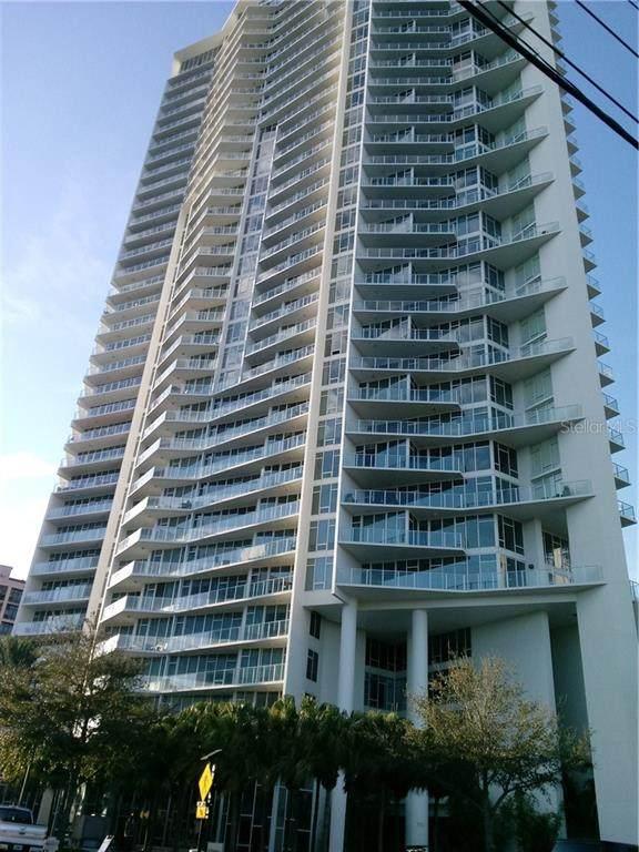 175 1ST Street S #306, St Petersburg, FL 33701 (MLS #U8078113) :: Lockhart & Walseth Team, Realtors