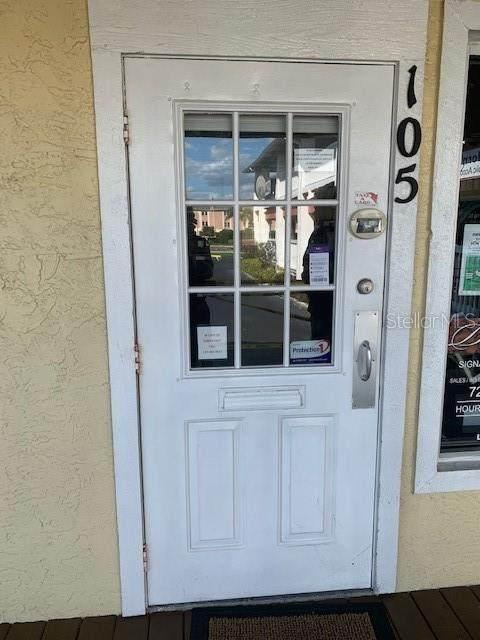 1110 S Pinellas Bayway S #105, Tierra Verde, FL 33715 (MLS #U8078904) :: Team Borham at Keller Williams Realty