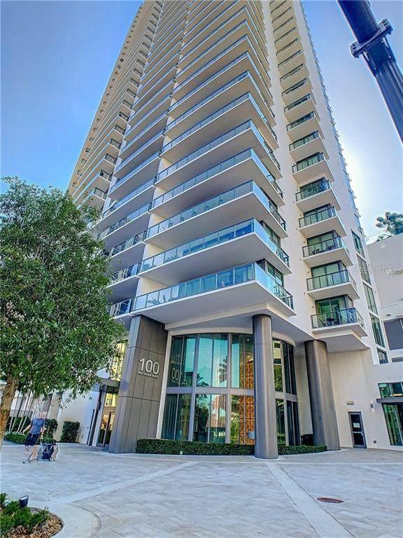 100 1ST Avenue N #3001, St Petersburg, FL 33701 (MLS #U8079076) :: Baird Realty Group