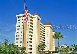 4575 Cove Circle #605, St Petersburg, FL 33708 (MLS #U8079981) :: Team Bohannon Keller Williams, Tampa Properties