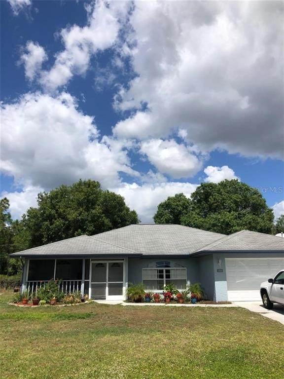 4312 Wooley Avenue, North Port, FL 34287 (MLS #U8080555) :: The Heidi Schrock Team