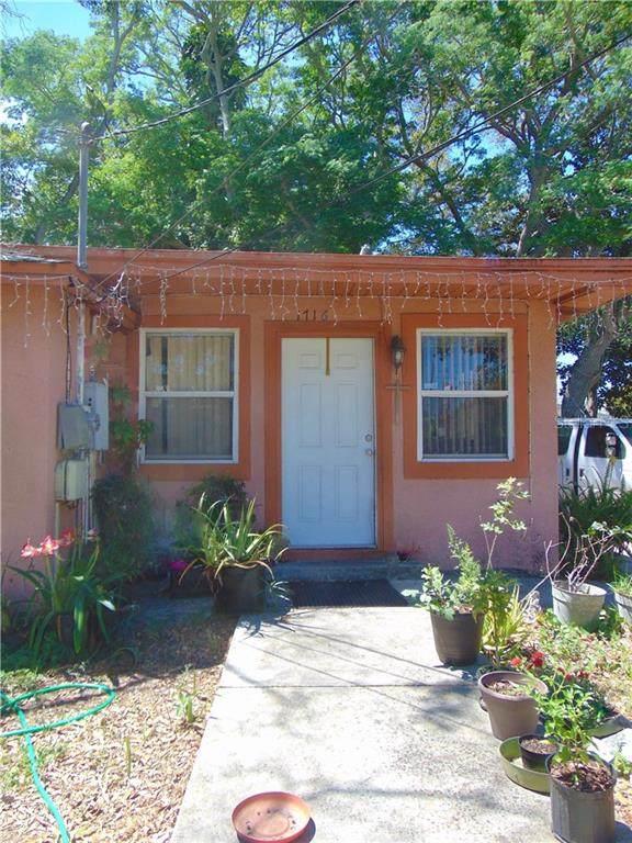 1716 Thompson Avenue, Clearwater, FL 33756 (MLS #U8080819) :: CENTURY 21 OneBlue