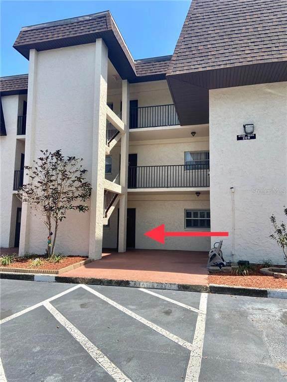 208 NE Monroe Circle N #102, St Petersburg, FL 33702 (MLS #U8082268) :: Keller Williams on the Water/Sarasota