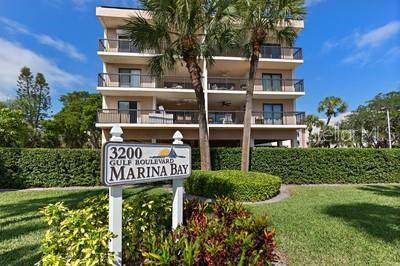 3200 Gulf Boulevard #308, St Pete Beach, FL 33706 (MLS #U8083487) :: Godwin Realty Group