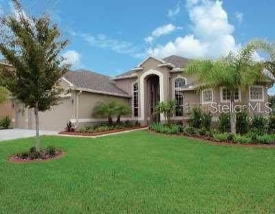 26848 Shoregrass Drive, Wesley Chapel, FL 33544 (MLS #U8085016) :: Team Bohannon Keller Williams, Tampa Properties