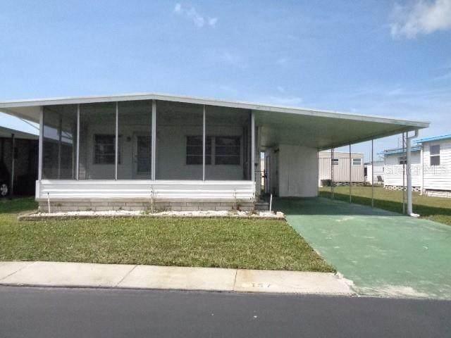 13225 101ST Street #157, Largo, FL 33773 (MLS #U8085594) :: Burwell Real Estate