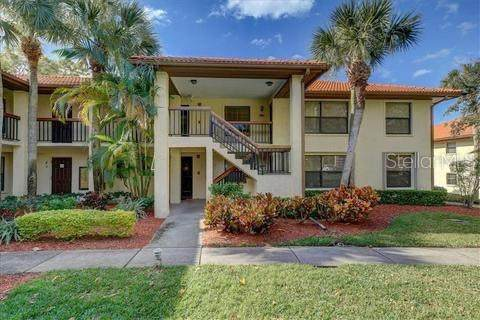 2506 Hammock Court #2506, Clearwater, FL 33761 (MLS #U8085812) :: Team Pepka
