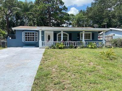 6450 84TH Avenue N, Pinellas Park, FL 33781 (MLS #U8086215) :: Burwell Real Estate
