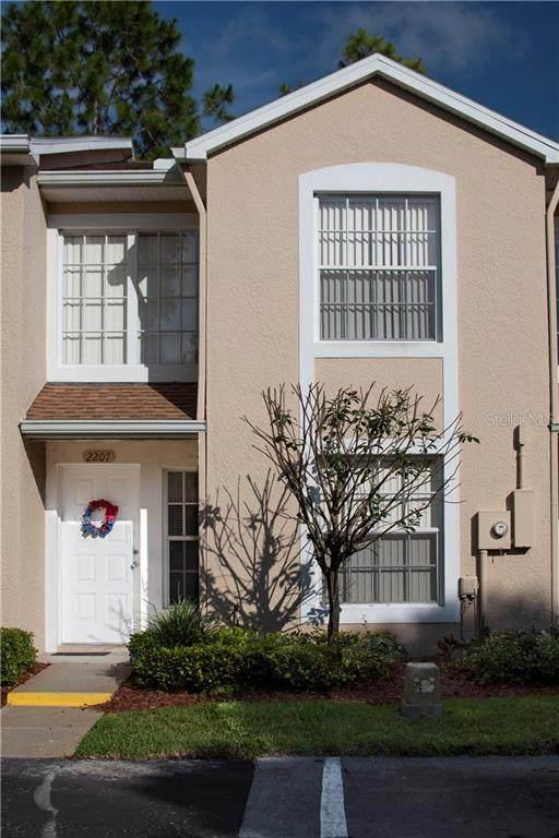 2207 Andover Circle, Palm Harbor, FL 34683 (MLS #U8086444) :: Alpha Equity Team