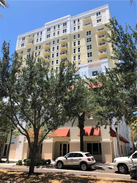 628 Cleveland Street #606, Clearwater, FL 33755 (MLS #U8088372) :: Premium Properties Real Estate Services