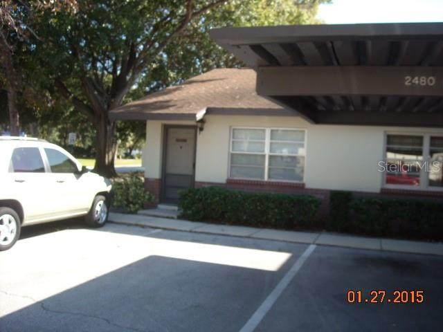 2480 Enterprise Road #1, Clearwater, FL 33763 (MLS #U8091685) :: Alpha Equity Team