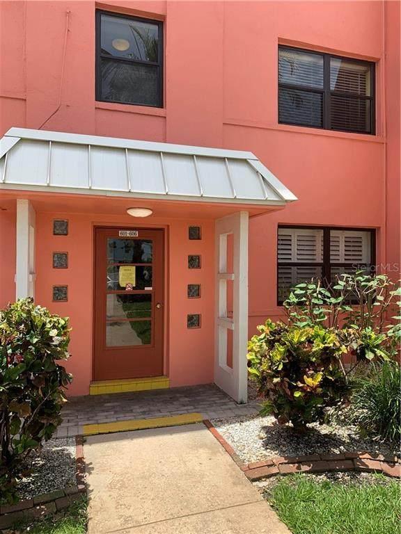 6800 Sunset Way #602, St Pete Beach, FL 33706 (MLS #U8092554) :: Lockhart & Walseth Team, Realtors