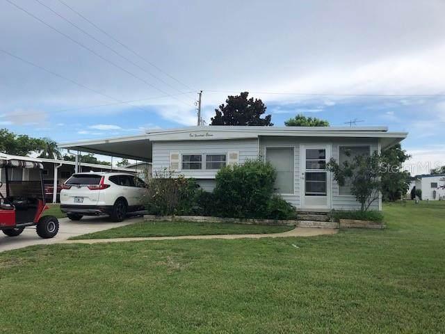 111 Independence Avenue #42, Palm Harbor, FL 34684 (MLS #U8093161) :: Delta Realty Int