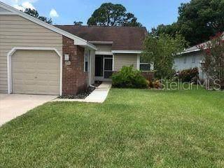 3140 Cloverplace Drive #144, Palm Harbor, FL 34684 (MLS #U8094024) :: Cartwright Realty