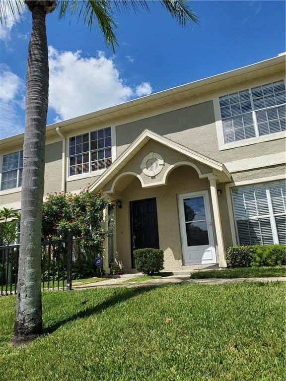 2897 Thaxton Drive #68, Palm Harbor, FL 34684 (MLS #U8094062) :: Florida Real Estate Sellers at Keller Williams Realty