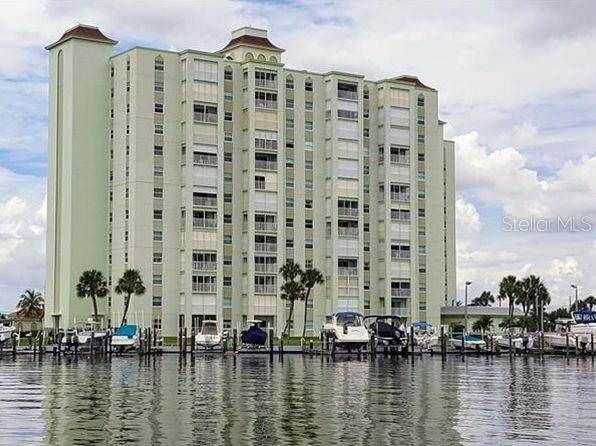 400 64TH Avenue #607, St Pete Beach, FL 33706 (MLS #U8094075) :: Ramos Professionals Group