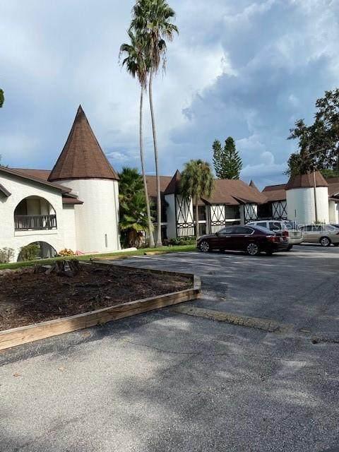210 N Bayshore Boulevard #205, Clearwater, FL 33759 (MLS #U8094196) :: Cartwright Realty