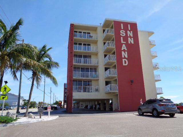 9980 Gulf Boulevard #508, Treasure Island, FL 33706 (MLS #U8096854) :: Team Buky