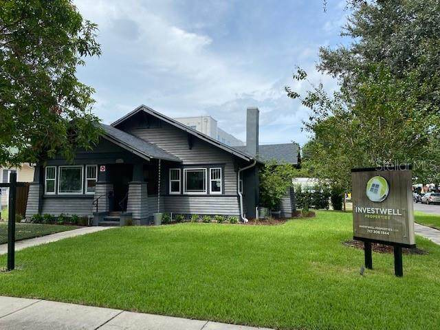 2501 1ST Avenue S, St Petersburg, FL 33712 (MLS #U8097381) :: The Light Team
