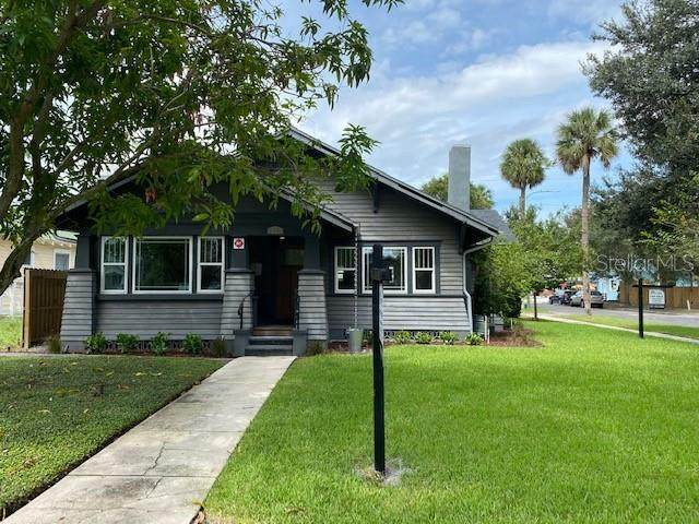 2501 1ST Avenue S, St Petersburg, FL 33712 (MLS #U8097898) :: The Light Team
