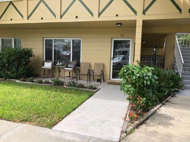 2000 World Parkway Boulevard #12, Clearwater, FL 33763 (MLS #U8098316) :: Delta Realty, Int'l.