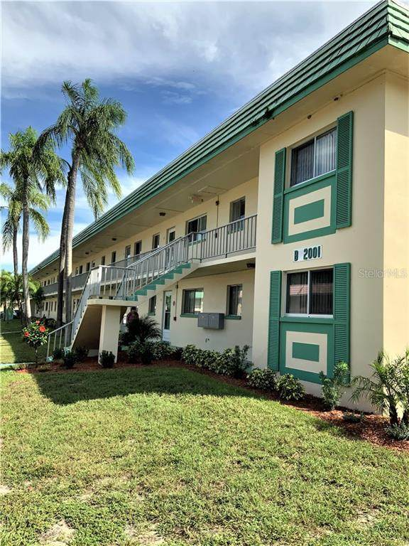 2001 Greenbriar Boulevard #16, Clearwater, FL 33763 (MLS #U8099745) :: Your Florida House Team