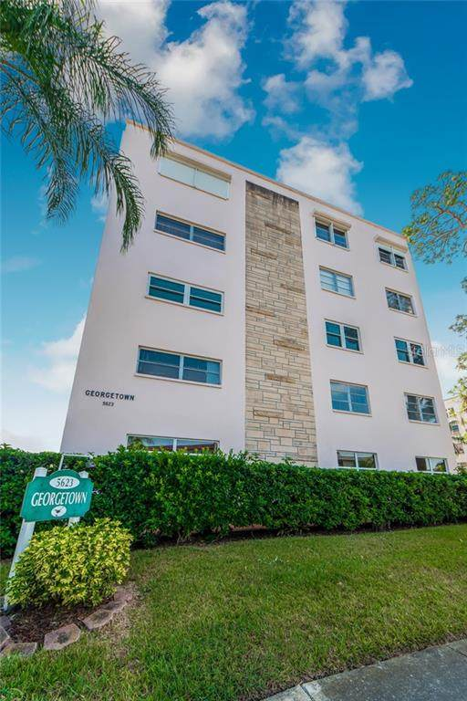 5623 80TH Street N #403, St Petersburg, FL 33709 (MLS #U8101515) :: Premium Properties Real Estate Services