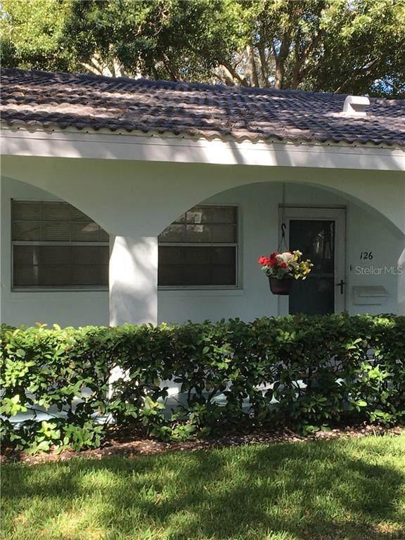 11200 102ND Avenue #126, Seminole, FL 33778 (MLS #U8101775) :: Your Florida House Team