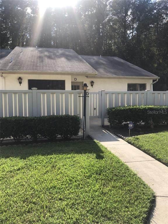 1300 Shady Pine Way D, Tarpon Springs, FL 34688 (MLS #U8101788) :: Keller Williams on the Water/Sarasota