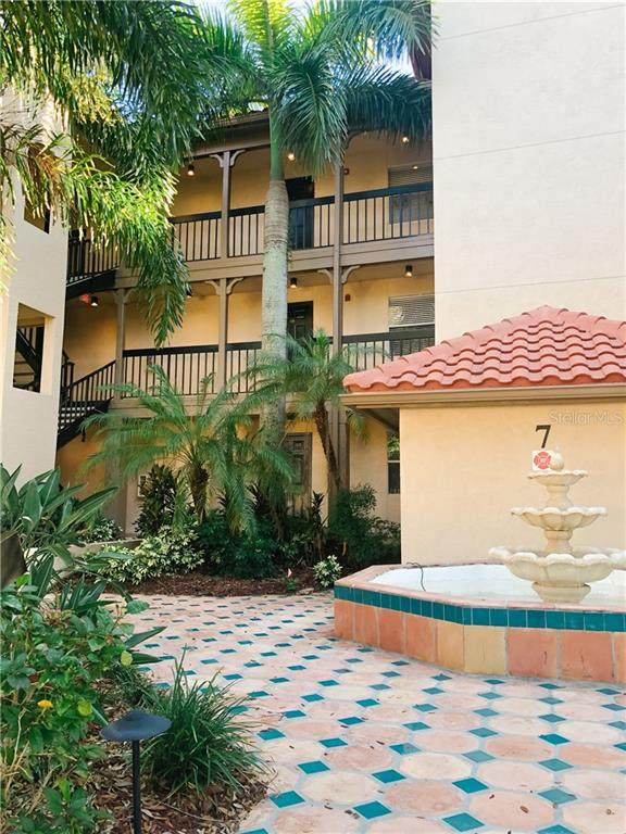 2400 Feather Sound Drive #723, Clearwater, FL 33762 (MLS #U8101813) :: Godwin Realty Group