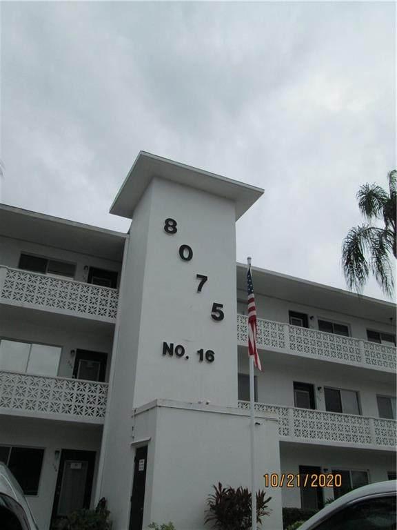 8075 112TH Street #209, Seminole, FL 33772 (MLS #U8102132) :: Alpha Equity Team